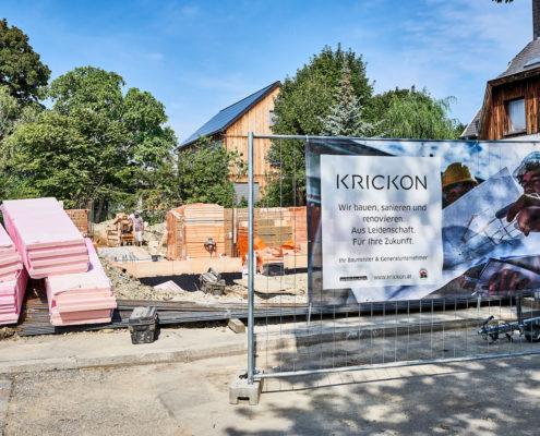 Ein Überblick über unser aktuelles Bauprojekt in Mödling